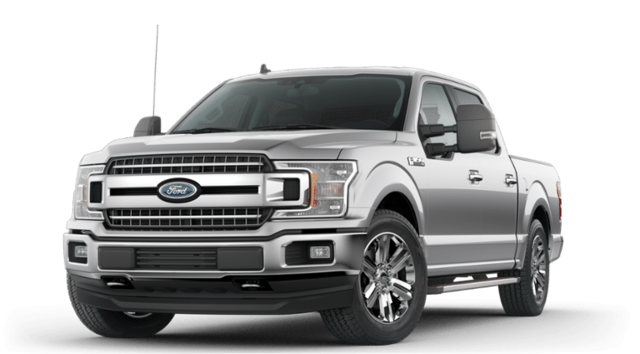 2019 Ford F-150 Base Truck SuperCrew Cab